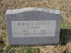 Bernice Lucille Cumbie