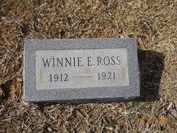 Winnie E. Ross