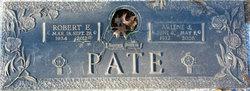 Robert E Pate