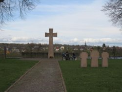 German War Cemetery, Narva
