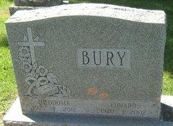 Theodosia T Toddy Bury