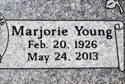 Marjorie <i>Young</i> Bills