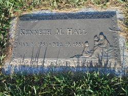 Kenneth Marvin Kenny Hall