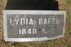Lydia <i>Hunt</i> Barnes