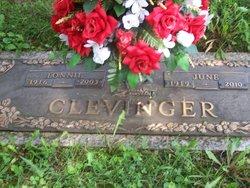 June Kathleen <i>Shortridge</i> Clevinger