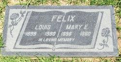 Mary E <i>Griffin</i> Felix