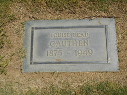 Louise Reed <i>Read</i> Cauthen