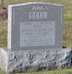 E Mildred <i>Lancaster</i> Bell