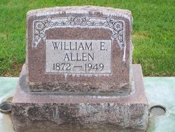 William E Allen