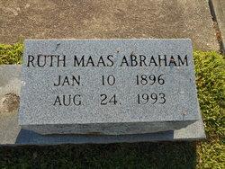 Ruth Maas Abraham
