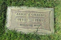 Alice Josephine <i>Manning</i> Gilbert