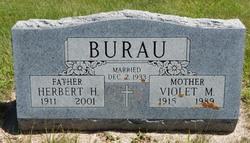 Violet M. Burau