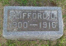 Clifford D Walker