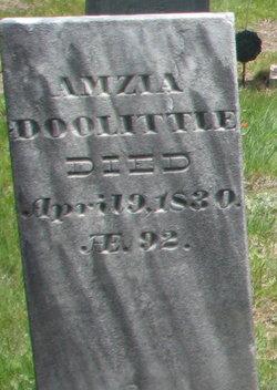 Amzia Doolittle
