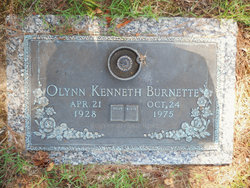 O'Lynn Kenneth Dusty Burnette, Sr