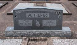 Alma <i>Wehmeyer</i> Behrends