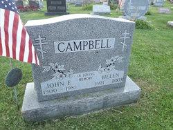 John E Campbell