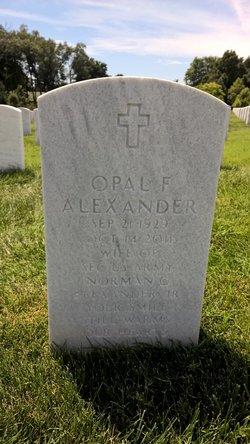 Opal Fay Alexander