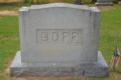 Susan Penelope <i>Hefley</i> Goff