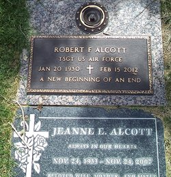 Robert F Alcott