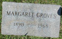 Margaret Wyatt <i>Groves</i> Lentz