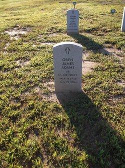 Oren James Adams