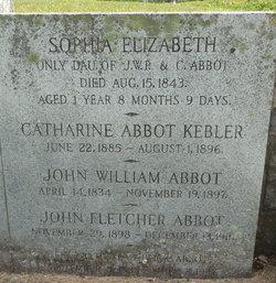 John Fletcher Abbot