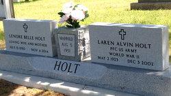 Laren Alvin Holt