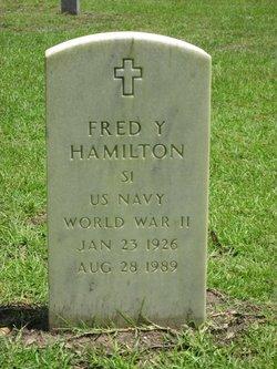 Fred Y Hamilton