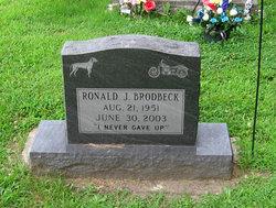 Ronald J Brodbeck