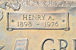 Henry A Gregory