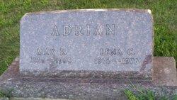 Lena C <i>Paulsen</i> Adrian