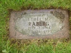Ethel May <i>Havens</i> Raberg