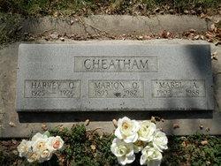 Mabel Agnes <i>Reynolds</i> Cheatham