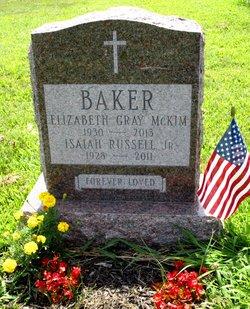 Elizabeth Gray <i>McKim</i> Baker