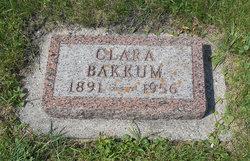 Clara Bakkum