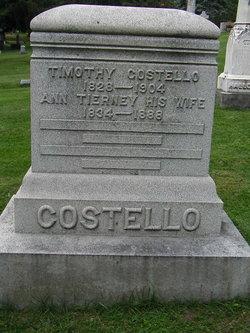 Ann <i>Tierney</i> Costello