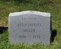 Anna Myrtle Miller