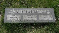 PFC Walter E Brewster