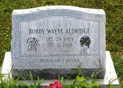 Bobby Wayne Aldridge