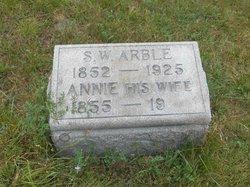 Samuel Wingard Arble