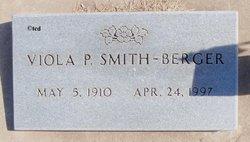Viola P. <i>Smith</i> Berger