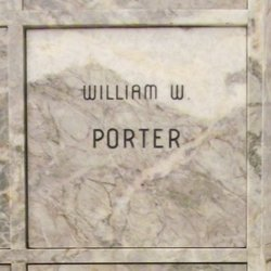 William Whitcomb Bill Porter