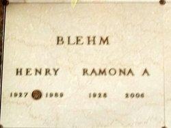 Henry Blehm