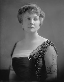 Clara May <i>Cook</i> Kellogg