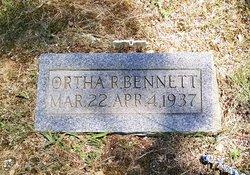 Ortha Robert Bennett