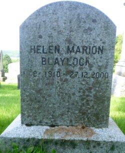 Helen Marion Blaylock