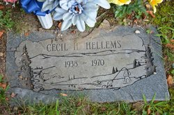 Cecil H Hellems