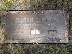 Jeanette Dehnah <i>Welk</i> Ziemer