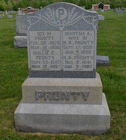 Willie E Prunty